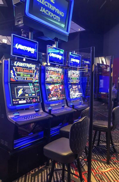 Casino Slot Games at Apex Casino