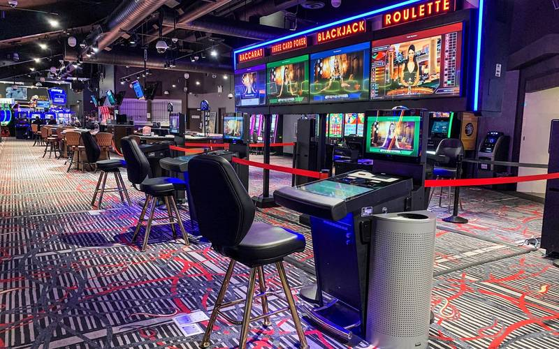 Edmonton Casino Games at Apex Casino